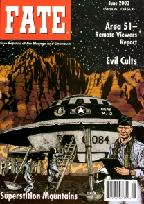 And I didn't even make the cover. Evil Cults, indeed!