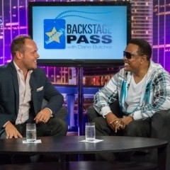 charlie wilson backstage pass